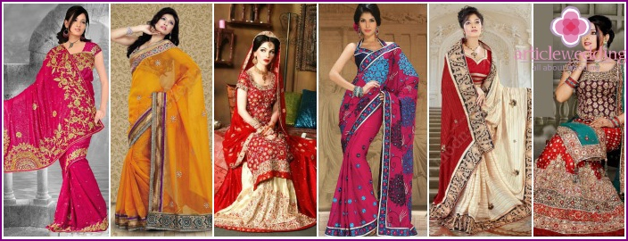 Wedding Dresses in India