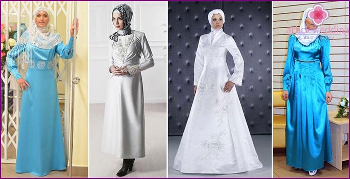 bride dress for nicknames