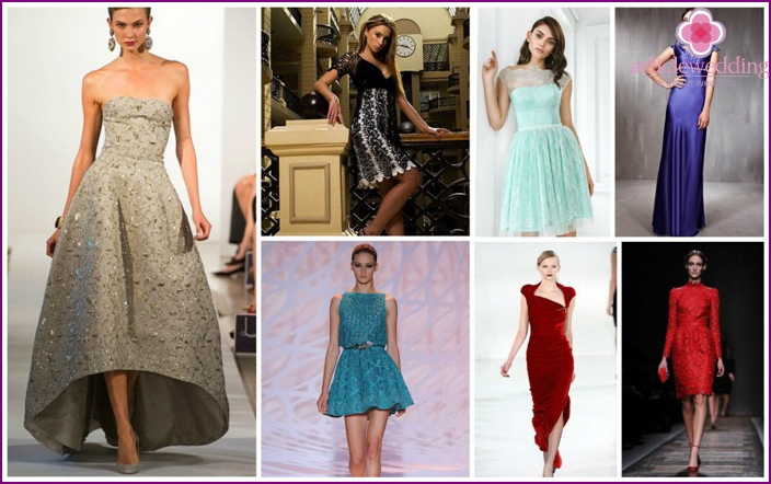 Dresses for evening wedding guest