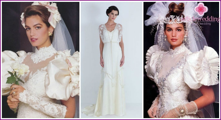Wedding Dresses 80