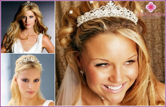 Wedding Accessories 2016: diadem