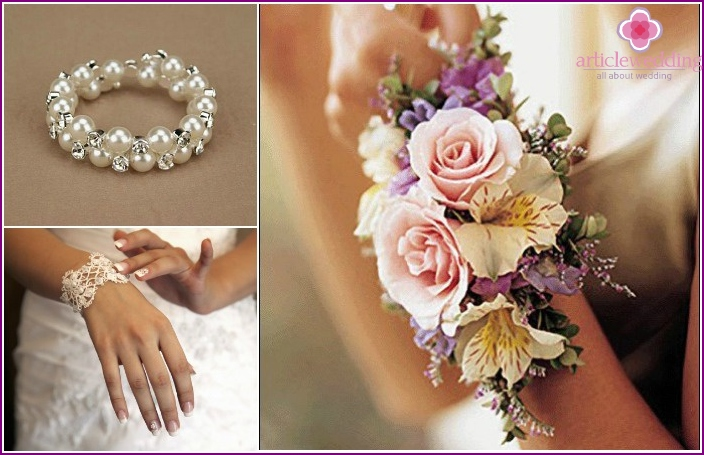 Wedding Accessories 2016: Bracelets
