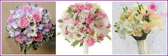 Bouquet: attribute wedding
