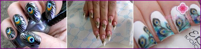 Themed Nail Art
