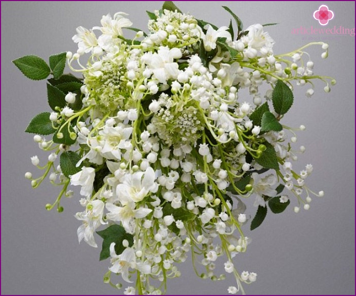 Bouquet for the wedding of Kate Middleton