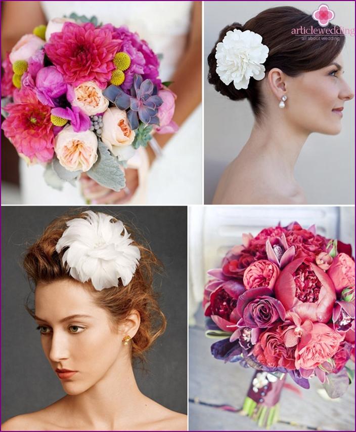 Accessories propionic wedding
