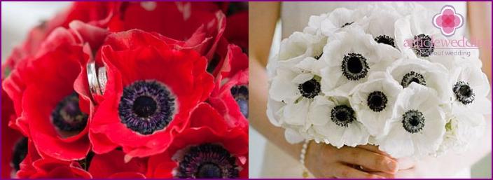 Wedding poppies