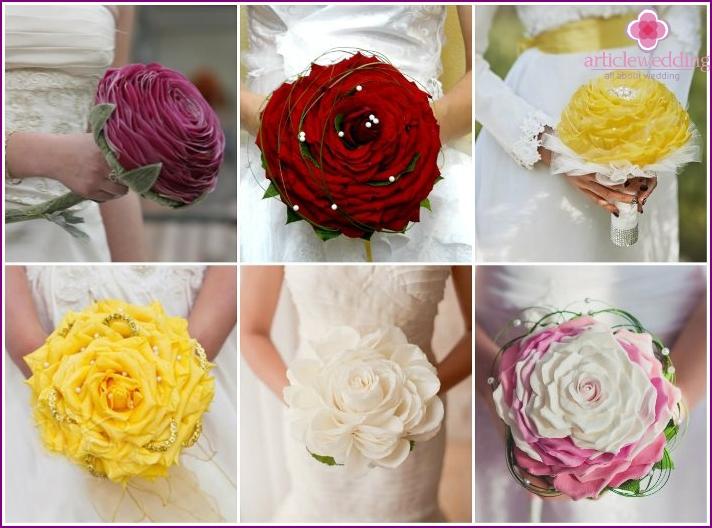 Wedding bouquet glameliya