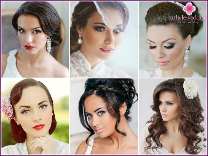 Possible wedding make-up
