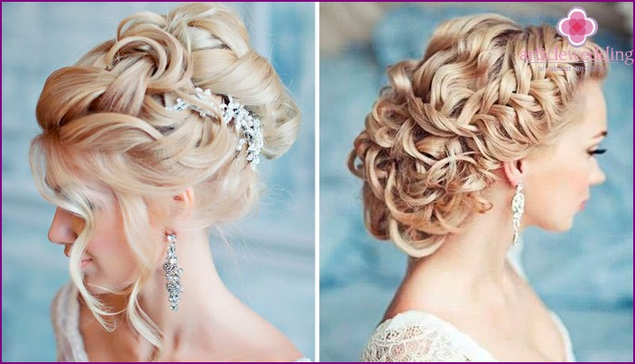 Variants with plaiting
