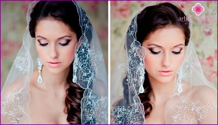 Elegant veil
