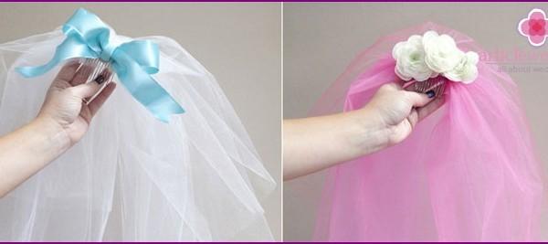 Как сделать фату для девичника своими руками поэтапно фото 49