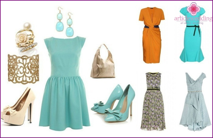 Option dresses for informal events