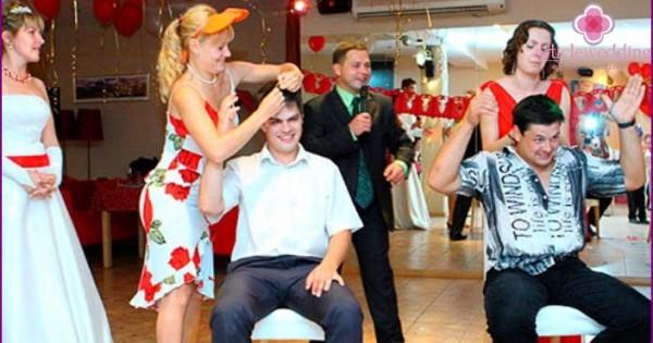 Свадебные конкурсы для гостей прикольные танцевальные
