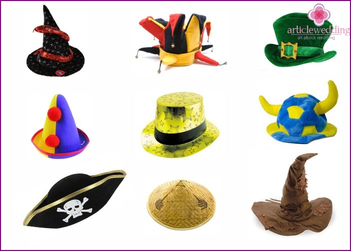 Headpiece for Wedding Hat Contest