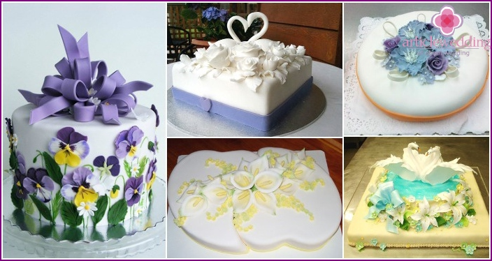 Single storey wedding goodies