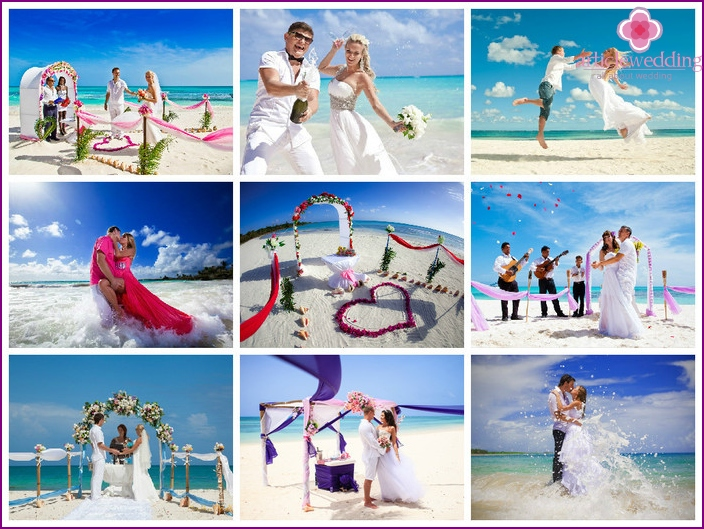 Mauritius - a place for wedding
