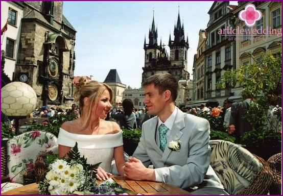 Honeymoon in Prague