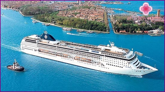 Wedding cruise liner