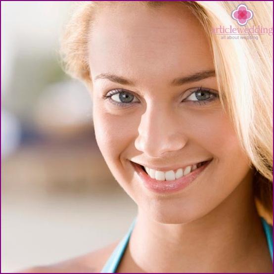 2 - Snow-white smile
