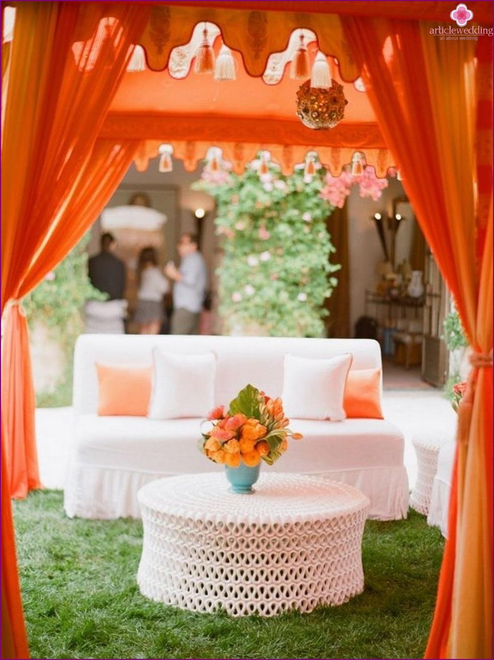 Mandarin Wedding Lounge