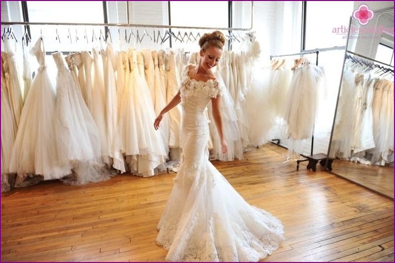 Dress purchase