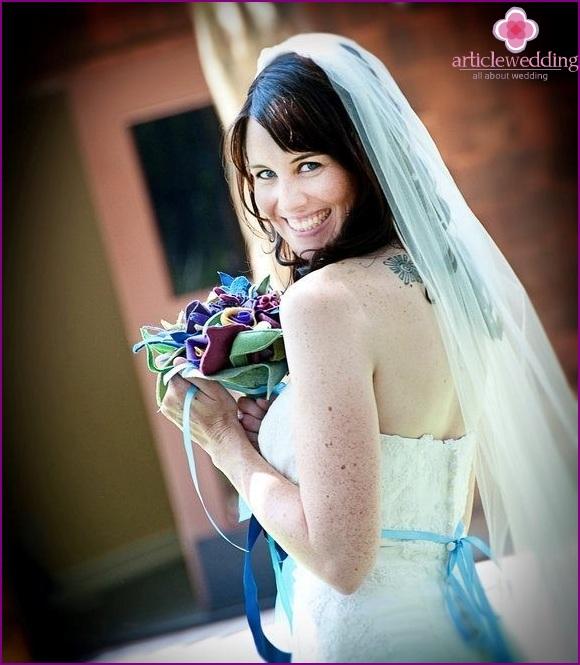 Ink movie style wedding