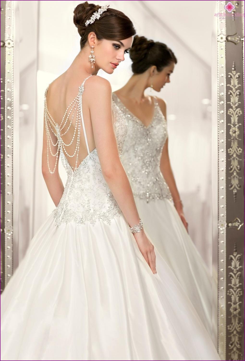 Pearl Strand Wedding Dress
