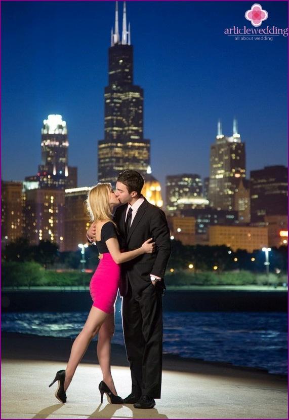 Night Love story