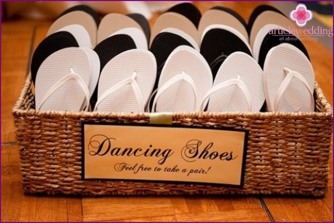 Dance Slippers