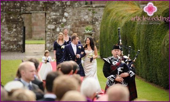 Scottish ceremony