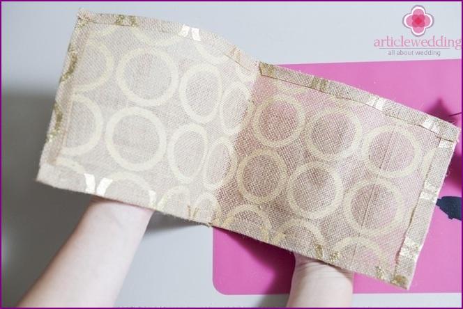 Curled fabric