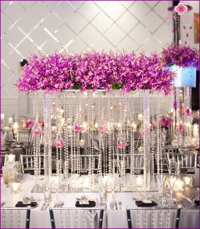 Pendant floral designs