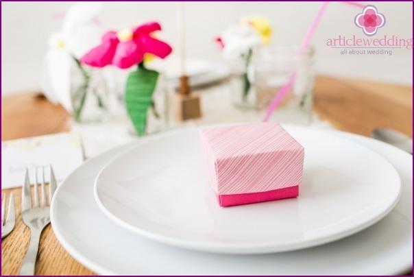 Origami Bonbonnieres