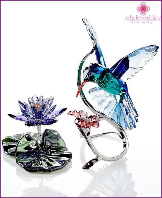 Crystal Wedding Souvenirs