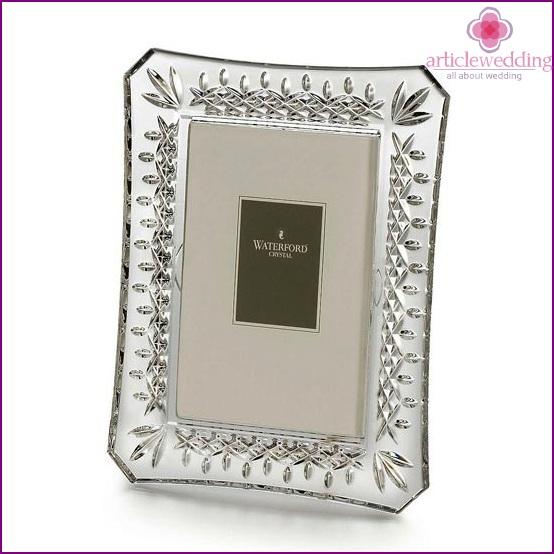 Gift photo frame