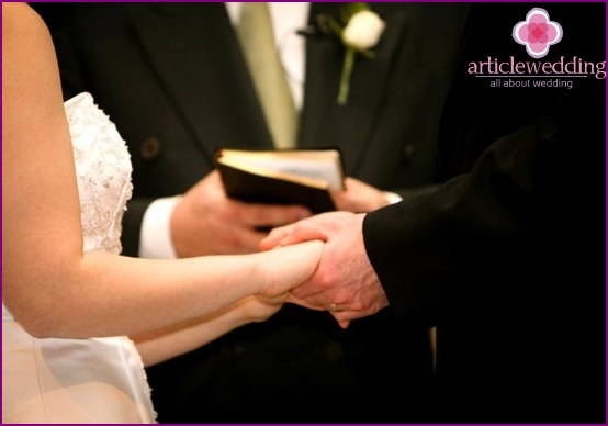 An oath is an intimate moment of two hearts