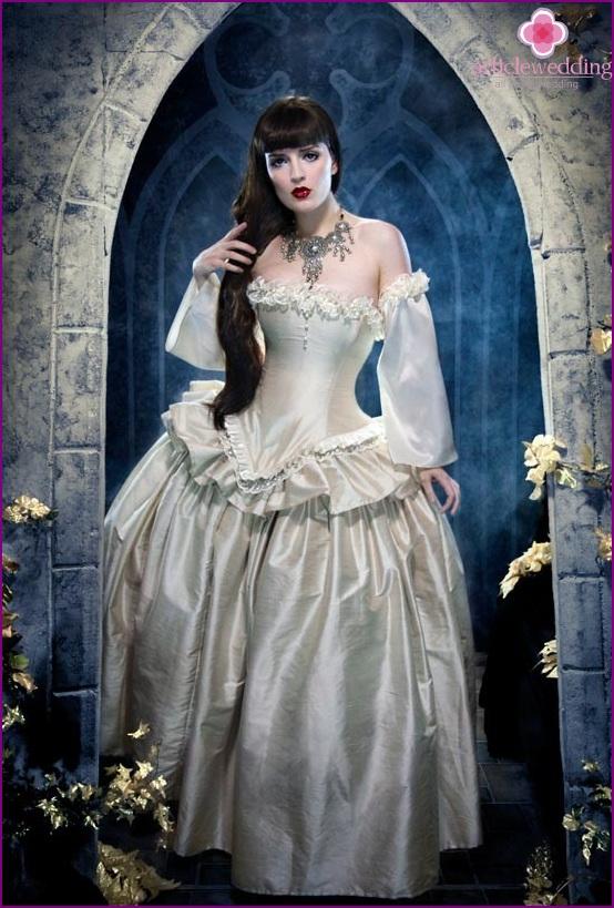 Fantasie-Hochzeitskleid