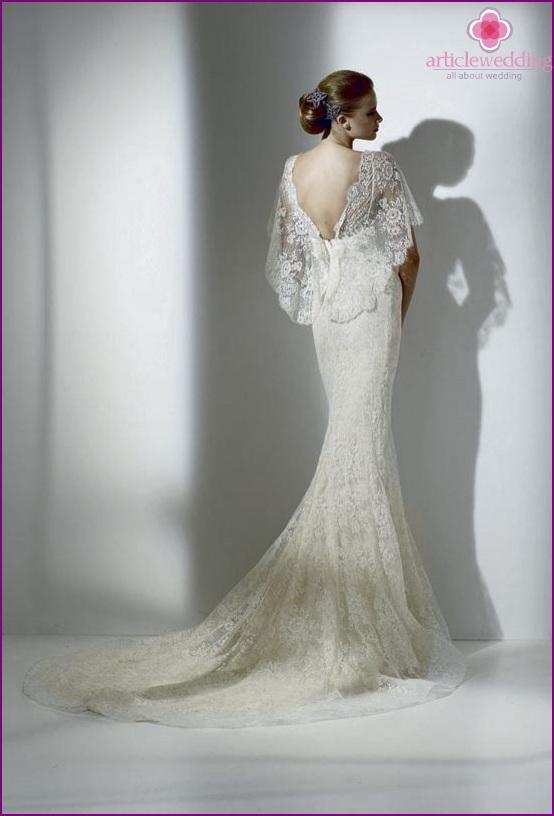 Twilight Style Wedding Dress