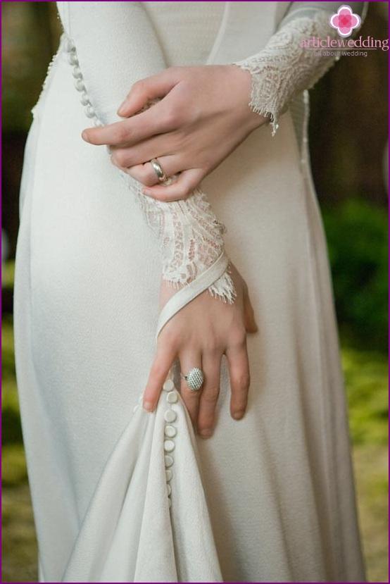 Accessories for the bride