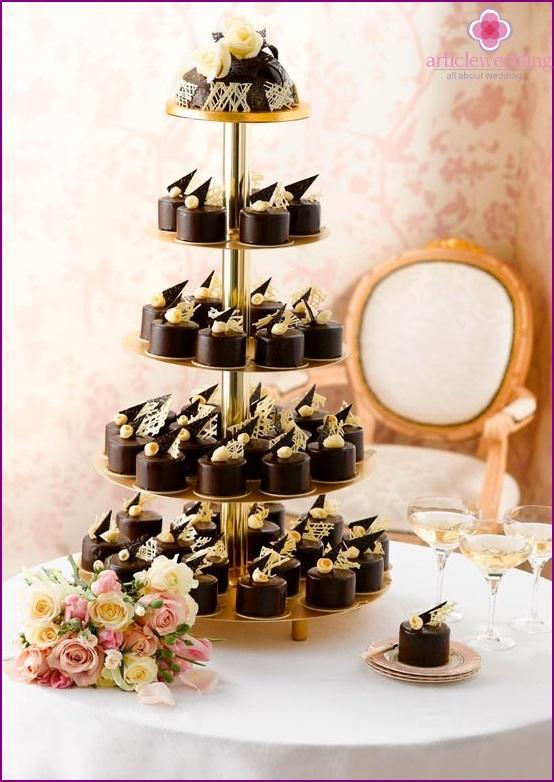 Chocolate Wedding Classic