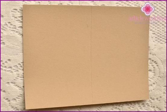 We will prepare a cardboard