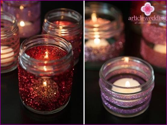 Stylish Wedding Candlestick