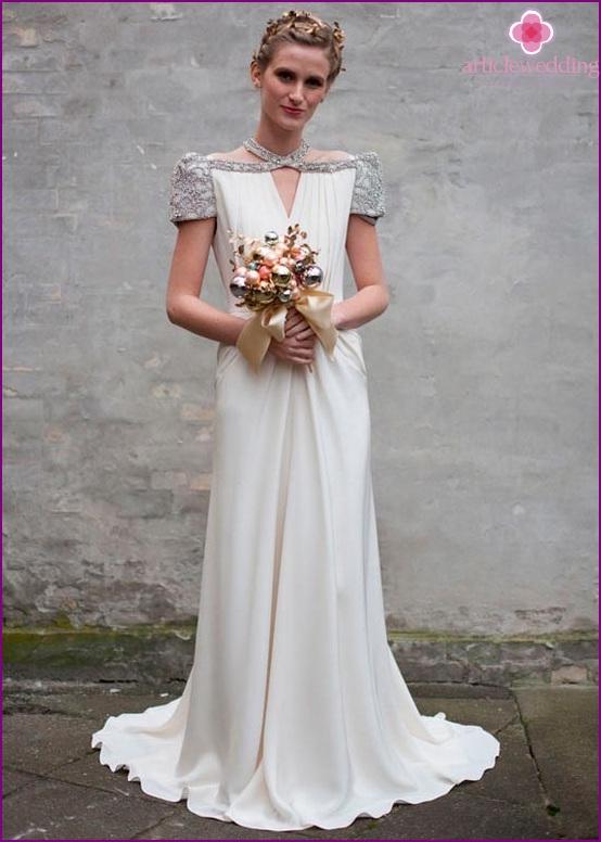 Beautiful wedding accessory
