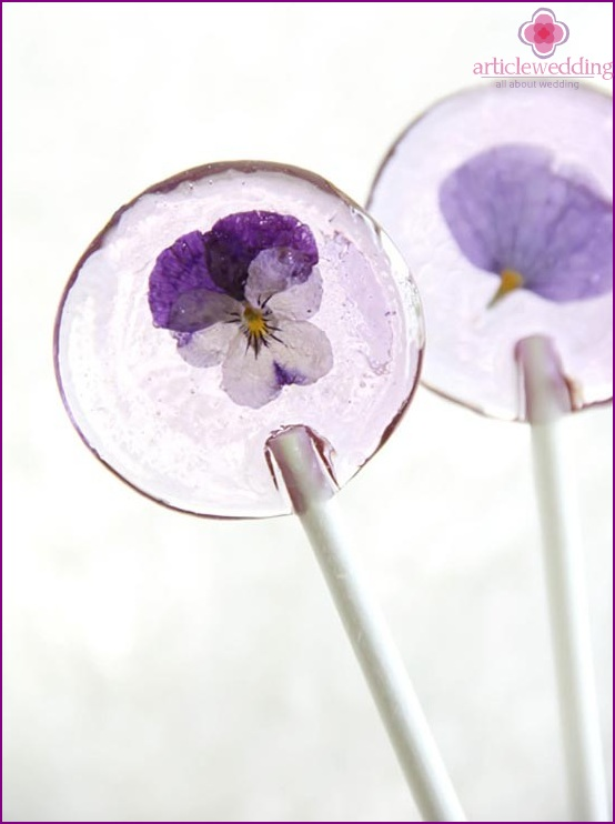 Caramel Flowers