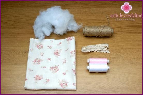 Needlework materials