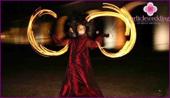Wonderful fire performance