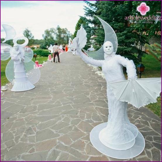 Live Sculpture Show
