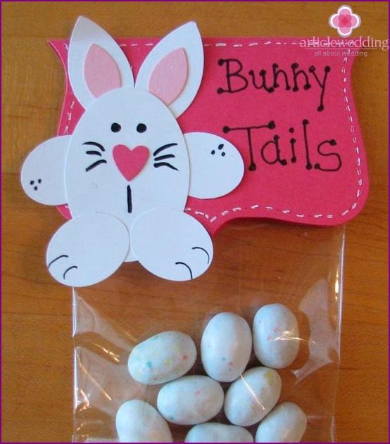 Original bonbonniere bunnies