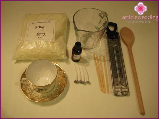 We will prepare the materials